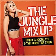 SPICY CHOCOLATE & THE MONSTER CREW「ジャンプUP feat. J-REXXX」のジャケット画像