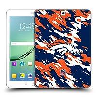 オフィシャル NFL カモフラージュ デンバー・ブロンコス ロゴ ハードバックケース Samsung Galaxy Tab S2 9.7