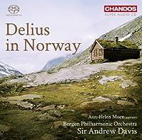 Delius In Norway [Sir Andrew Davis, Anne Helen Moen] [Chandos: CHSA 5131] by Anne Helen Moen (2014-01-09)