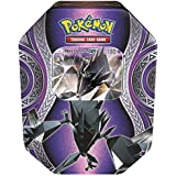 Pokemon TCG: Sun & Moon Burning Shadows Collector's Tin Containing 4 Booster Packs and Featuring A Foil Necrozma GX