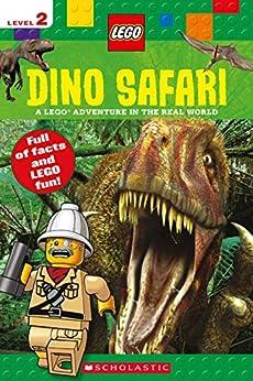 Dino Safari (LEGO Nonfiction) by [Scholastic, Scholastic]