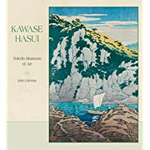 2019 Kawase Hasui Wall Calendar
