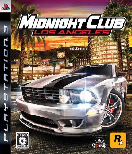 PS3/ミッドナイト クラブ ロサンゼルス-Midnight Club Los Angeles-