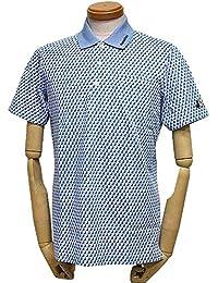 ブラック&ホワイト/ブラック アンド ホワイト(春夏モデル!)快適ドライ/半袖ポロシャツ(メンズ)