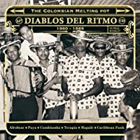 Diablos Del Ritmo: Colombian Melting Pot by VARIOUS ARTISTS (2012-11-20)