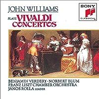 Vivaldi: Concertos by John Williams (1991-05-03)