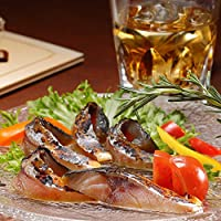 ディメール 燻製の薫りがたまらない 鯖の冷燻 半身1枚約100g 表面は香ばしく、中はしっとりジューシー生ハム食感な鯖のスモーク (単品購入)