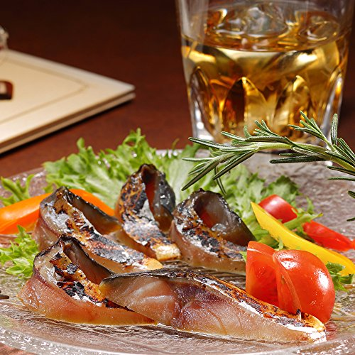 ディメール 海の生ハム 鯖の冷燻 1枚約110g 冷燻製法でしっとりレア食感 酒のつまみにぴったり
