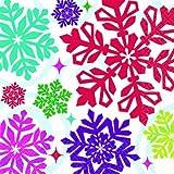 【クリスマステーブルウェア】ビバレッジナプキン ブライトホリデー・16枚(1セット)  / お楽しみグッズ(紙風船)付きセット