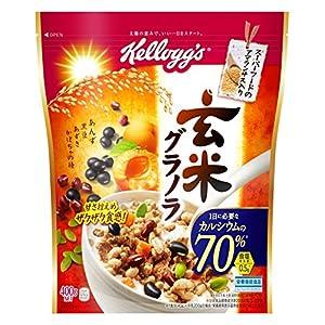 ケロッグ 玄米グラノラ 徳用袋 400g×6袋の関連商品1