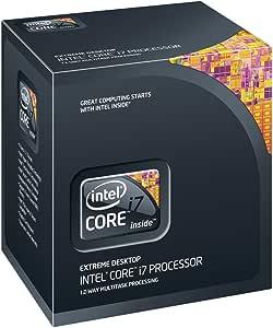 インテル Boxed Intel Core i7 Extreme i7-990X 3.46GHz 12M LGA1366 Gulftown BX80613I7990X
