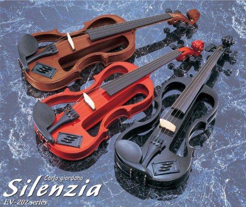 일렉트릭 기타 바이올린 오리지날 세트 EV-202 카루 러 죠 루다노  through 블루-