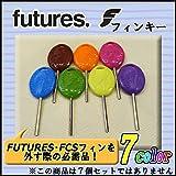 FUTURES フューチャーフィンキー FUTURES FIN KEY ORANGE(オレンジ) サーフボードフィンキー 六角レンチキー