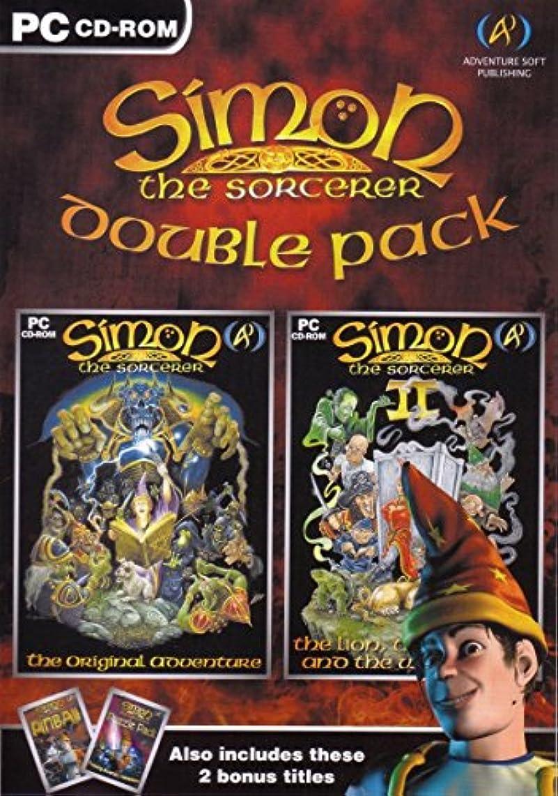 テロ用心深い華氏Simon the sorcerer Double (The Original adventure & The Lion) (輸入版)