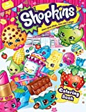 Shopkins Coloring Book: Coloring Book for Kids and Adults (Children Age 3-12+). Fun, Easy and Relaxing
