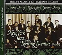 New York Jazz In The Roaring Twenties, Volume 2 (Dorsey Brothers,Red Nichols/Collectables)