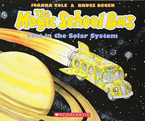 The Magic School Bus Lost in the Solar Systemの詳細を見る