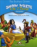 Snow White & the 7 Dwarfs Set with Multi-rom Pal (audio CD/DVD)