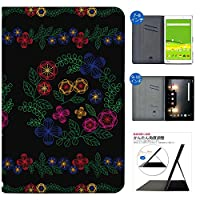 coordii HUAWEI MediaPad T3 8.0 ケース 手帳型 カバー スタンド機能 カードホルダー 多機種対応