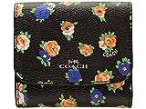 (コーチ) COACH 財布 二つ折り フローラルプリント Wホック f57976svm2 アウトレット [並行輸入品]