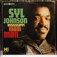 Syl Johnson-Mississippi Mainman