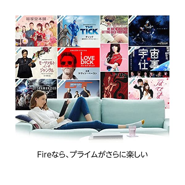 Fire HD 10 タブレット (10インチ...の紹介画像3