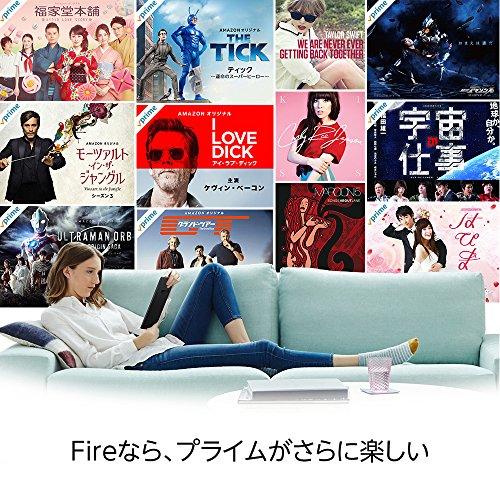 Fire HD 10 タブレット (Newモデル) 64GB、ブラック