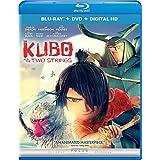 Kubo and the Two Strings (Blu-ray + DVD + Digital HD) [並行輸入品]