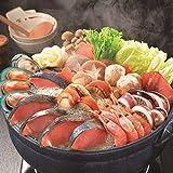 カニ鍋 海鮮鍋 しゃぶしゃぶ ギフトセット (石狩鍋セット)