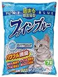 HITACHI CHEMICAL INDUSTRIESその他 紙製の猫砂シリーズ ファインブルー 7Lの画像
