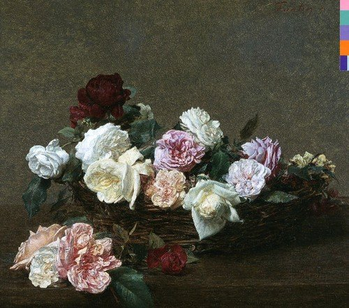 Power, Corruption & Lies / New Order