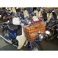 前カゴカバー (トーメー)バイク・自転車用