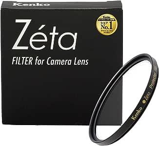 【Amazon.co.jp限定】Kenko レンズフィルター Zeta プロテクター 39mm レンズ保護用 レンズクロス・ケース付 390597