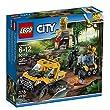 LEGO Cityジャングル探検家ジャングルHalftrackミッション60159建物キット ( 378Piece )