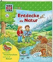 WAS IST WAS Junior Entdecke die Natur: Was waechst im Wald? Welche Tiere leben im Gebirge? Gibt es wilde Tiere in der Stadt?