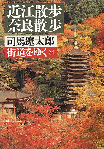 街道をゆく〈24〉近江・奈良散歩 (朝日文庫)の詳細を見る
