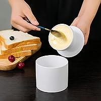 BIOBEY バターケース バターベル Butter Keeper カット 保存 バターベル 高級感 セラミック 新鮮に…