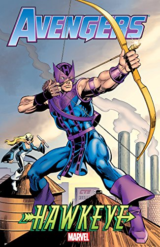 Avengers: Hawkeye (Hawkeye (1983)) (English Edition)