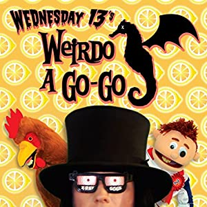 Weirdo a Go-Go [DVD] [Import]
