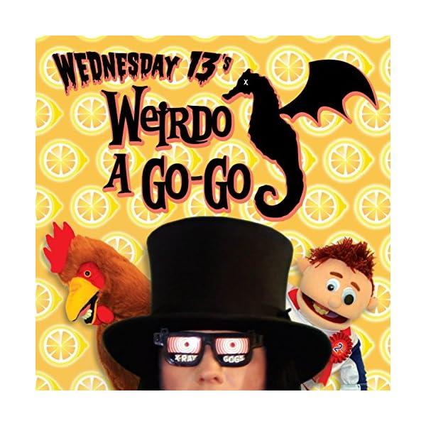 Weirdo a Go-Go [DVD] [Im...の商品画像