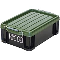 JEJアステージ 収納ボックス 日本製 積み重ね [Xシリーズ NTボックス #13] 幅29.5×奥行44×高さ16c…
