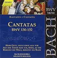 Bach Cantatas BVW 130-132