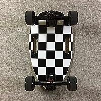ドリフトボードフリーラインスケートフラッシュアダルトチルドレンプロフェッショナルスケートボーダートラベルサイレント4輪ダイナミックボード,LATTICE