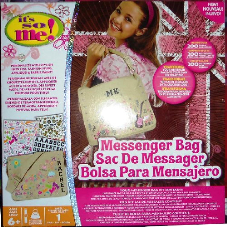 It's so Me! Messenger Bag Craft Kit by It's So Me! [並行輸入品]