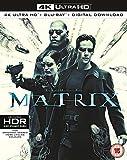マトリックス [4K UHD + Blu-ray 日本語有りリージョンフリー](Import版) -The Matrix-