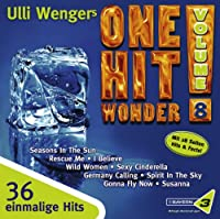 One Hit Wonder Songs, Vol. 8