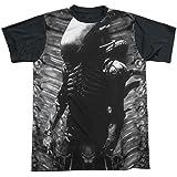 Trevco Men's Alien Sublimated T-Shirt