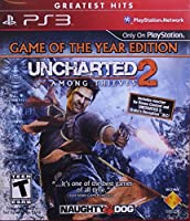 UNCHARTED 2: Among Thieves - Game of The Year Edition - Playstation 3[a popular [low-priced] edition] [並行輸入品]