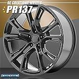 OEMスタイル PR137 グロスブラック ジープ グランドチェロキー ダッジ デュランゴ 20インチ 10J 1本 ボルト・PCD:5x115 オフセット:+26