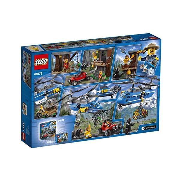 レゴ(LEGO) シティ 山の逮捕劇 60173の紹介画像11